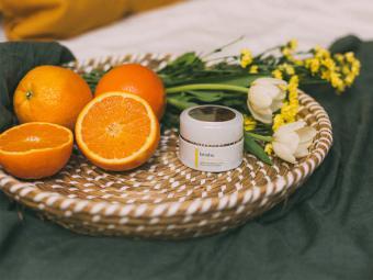 Beneficios de las células madre de naranja