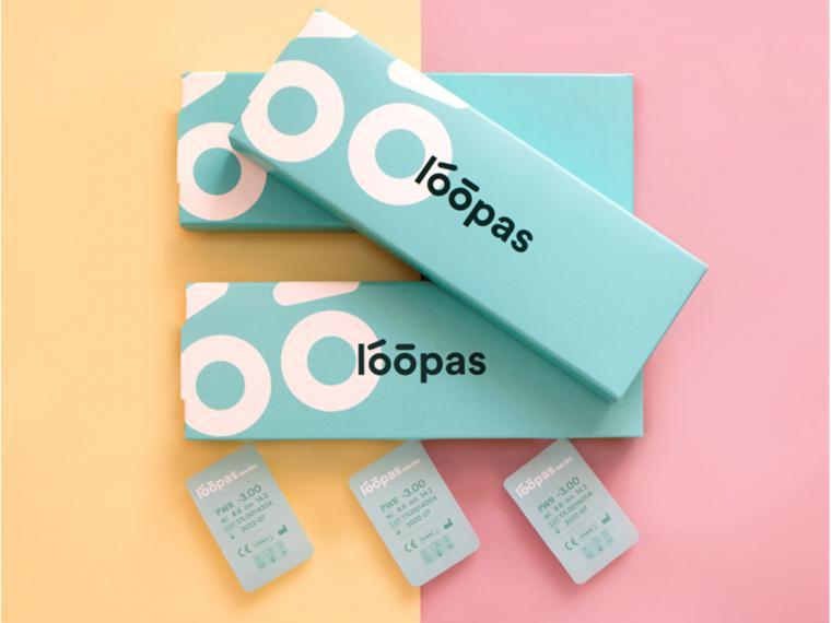 Loopas, la nueva fórmula de comprar lentillas