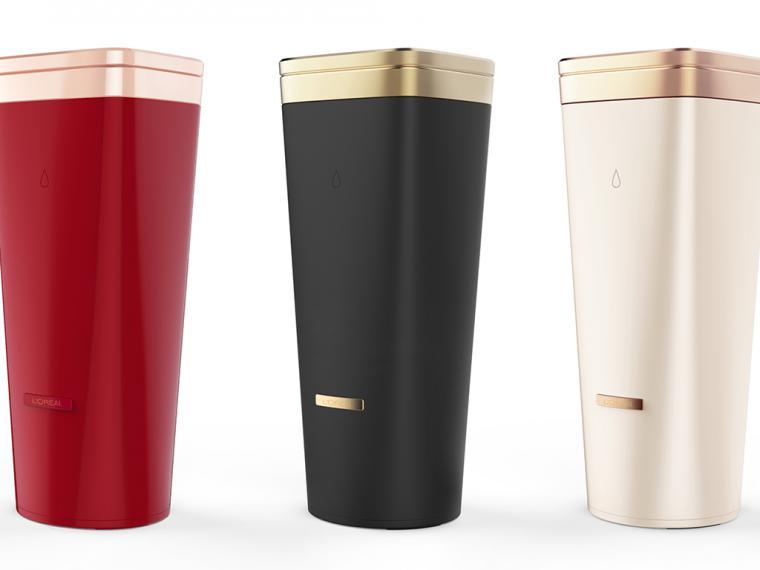 L'Oréal lanza el primer dispositivo para personalizar cosméticos en el hogar basado en Inteligencia Artificial