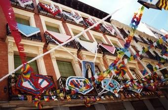 Fiestas en honor a la Virgen de la Paloma