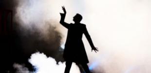 'Lari-Poppins', un espectáculo peligrosamente familiar en Pozuelo de Alarcón