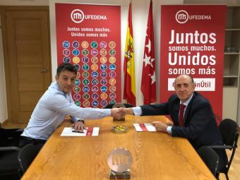 El Colegio Oficial de Podólogos de la Comunidad de Madrid (COPOMA) se une a La Federación de Deportistas Madrileños (UFEDEMA)
