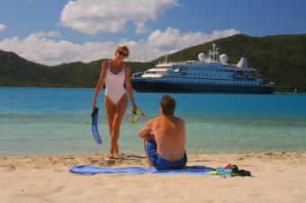 Cuatro de cada diez pasajeros 'single' reconoce haber tratado de ligar en un crucero