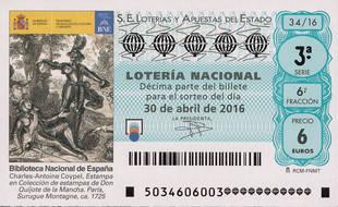 ¿Toca la lotería en Pozuelo?