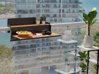 Mesas plegables, la tendencia en mobiliario para este verano