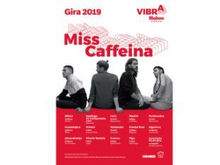 Miss Caffeina, protagonistas de la Gira Mahou 2019