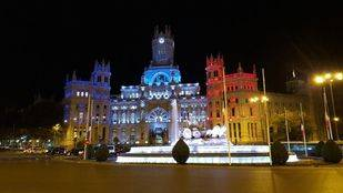 Madrid está con el pueblo de París