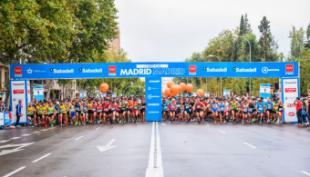 La Comunidad acoge la 13ª edición de la carrera solidaria Madrid corre por Madrid