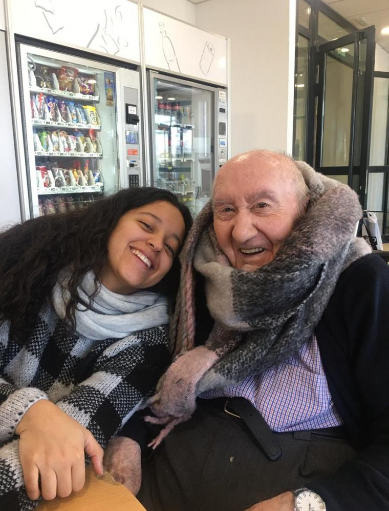 El programa intergeneracional Adopta Un Abuelo llega a Pozuelo
