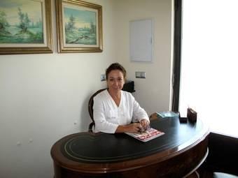 Manuela Salazar, directora de Geli d�Mora Boadilla
