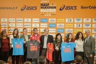 Llega el Medio Maratón Villa de Madrid 2016