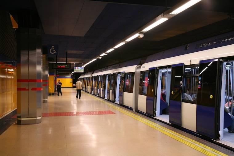 Metro cierra la línea 1 por obras de mejora
