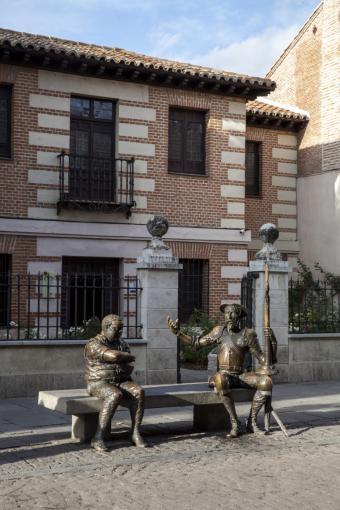 La Comunidad de Madrid ofrece contenidos digitales sobre Miguel de Cervantes
