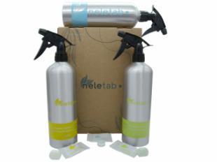 La pastilla efervescente que limpia tu hogar y protege el medioambiente