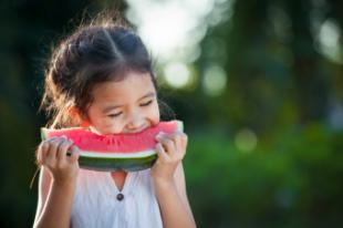 Aprender a masticar desde niños