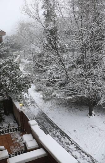 El Ayuntamiento de Pozuelo activa su Plan de Inclemencias Meteorológicas
