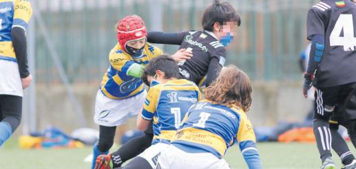 El Club Rugby Pozuelo se suma a los patrocinios deportivos de Montegancedo