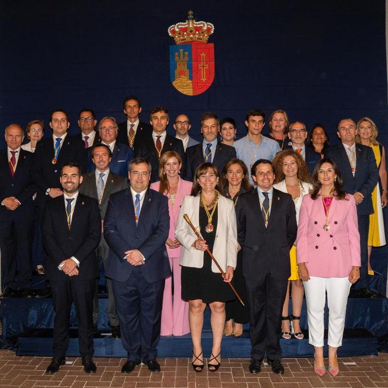 Susana Pérez Quislant proclamada alcaldesa