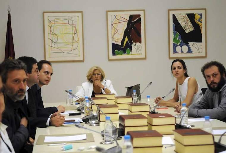 El nuevo Gobierno municipal de Madrid se estructura en nueve áreas