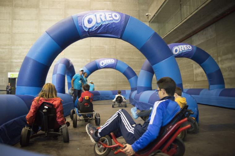 Oreo invita a las familias a pasar más tiempo juntos sin tecnología de por medio