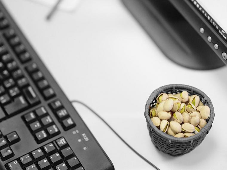 Un estudio demuestra que los pistachos es una proteína completa que mejora la concentración