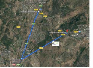 La Comunidad de Madrid repara y asfalta la carretera M-621 que se cortará desde mañana entre los Km 0 y 3 para mejorar su seguridad