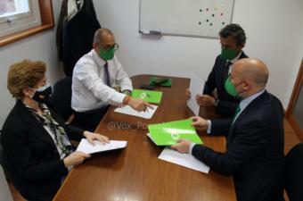 VOX Pozuelo ha presentado al Pleno una moción para recuperar la iniciativa Cuidamos Pozuelo de voluntariado de mayores