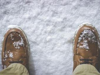 ¿Sabes cómo mantener la salud de los pies en inverno?