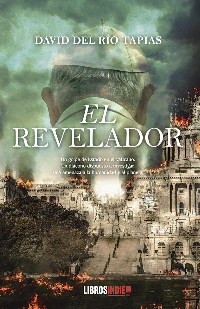 David del Río, vecino de Pozuelo de Alarcón, presenta su novela: El revelador