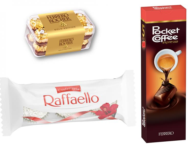 Las especialidades Ferrero vuelven al mercado más frescas que nunca