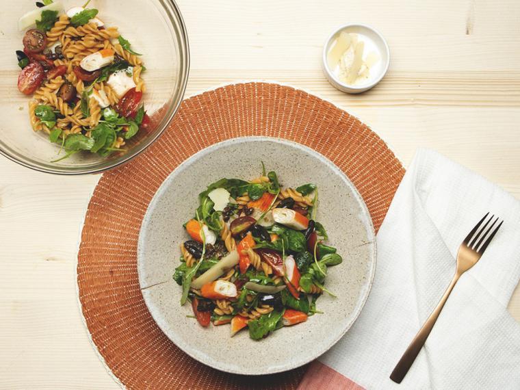 Qué debe llevar la ensalada perfecta