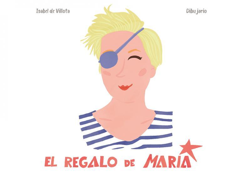 """""""El Regalo de María"""", el cuento 100% benéfico sobre la vida de la piloto María de Villota"""