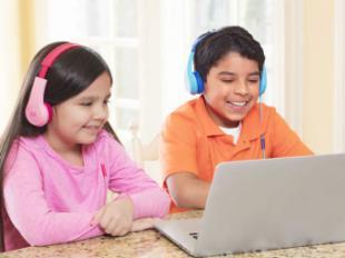 Motorola Squads 200, auriculares seguros, cómodos y resistentes para niños