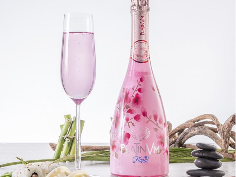 Nace el delicado Platinvm Sakura, flores de cerezo en tu paladar