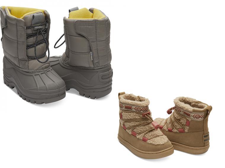 Estas son las botas para que los peques de la casa sigan explorando