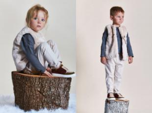Tuyu Shoes lanza una colección de sneakers infantiles inspirada en el pueblo Sami