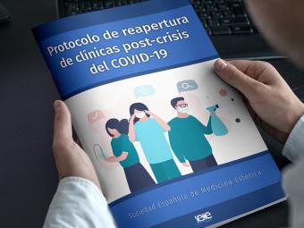 La Sociedad Española de Medicina Estética elabora un protocolo de seguridad sanitaria para la reapertura del sector