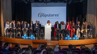 Susana Pérez Quislant presenta su candidatura para la Alcaldía de Pozuelo de Alarcón