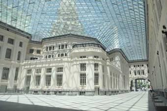 Galer�a de Cristal del Palacio de Cibeles