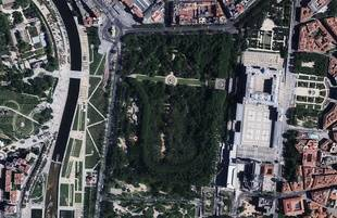 Madrid renueva su imagen aérea