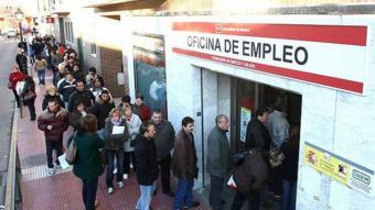 Desciende el paro en la Comunidad de Madrid en marzo un 0,9%