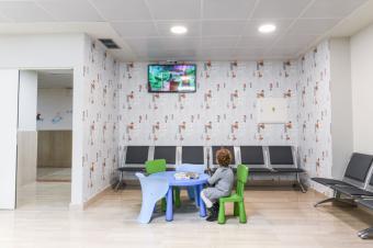HLA Moncloa amplía su Unidad de Pediatría
