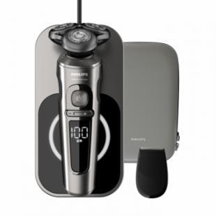 Siente el balance perfecto entre el apurado y el cuidado de la piel con la nueva afeitadora Philips S9000 Prestige