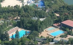 Una nueva piscina para el distrito de Moncloa-Aravaca