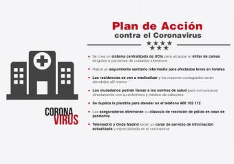 La Comunidad de Madrid pone en marcha un plan histórico que unirá la sanidad pública y privada bajo una única coordinación
