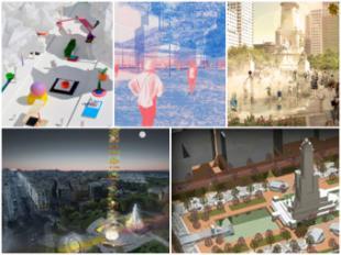 Cinco propuestas para remodelar la mítica Plaza de España