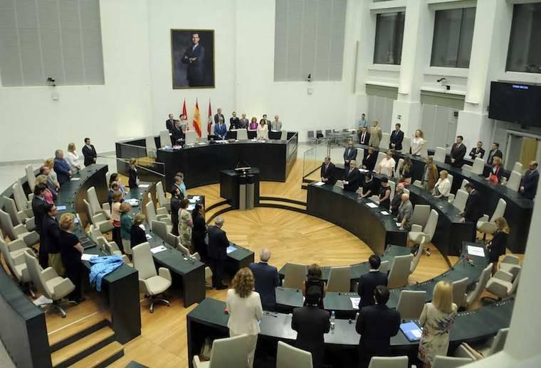 Última sesión del Pleno de este mandato en el Ayuntamiento de Madrid