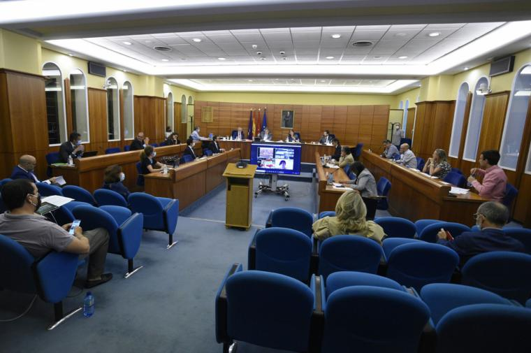 El Pleno aprueba la creación de la Empresa Municipal de la Vivienda y Suelo