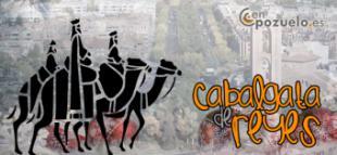 Cortes en Pozuelo de Alarcón por la Cabalgata de Reyes