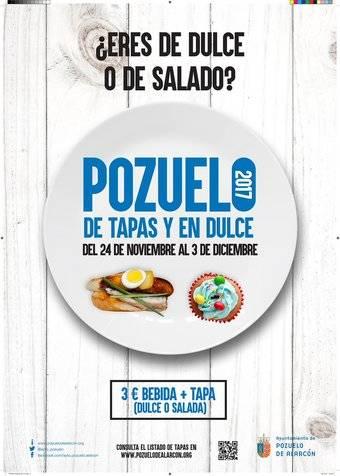 """Primeras jornadas gastronómicas """"Pozuelo de Tapas y en Dulce"""" y III edición de la Feria del Regalo Navideño"""